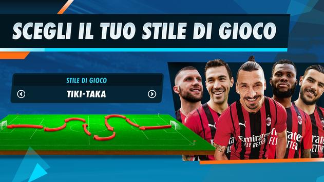 3 Schermata Online Soccer Manager (OSM)- 21/22