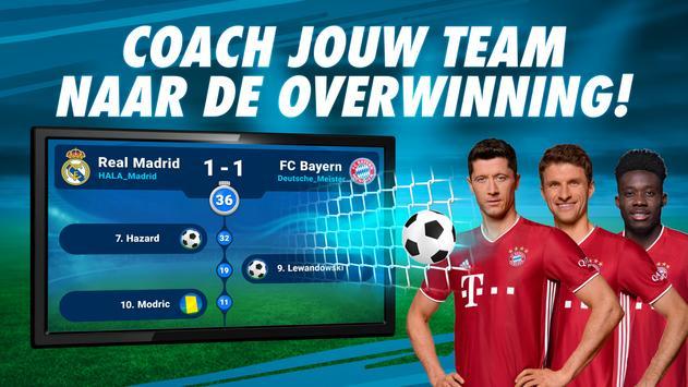 Online Soccer Manager (OSM) 20/21 - Voetbalspel screenshot 4