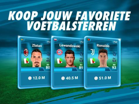 Online Soccer Manager (OSM) 20/21 - Voetbalspel screenshot 9