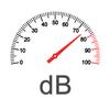 ikon Meter Kebisingan