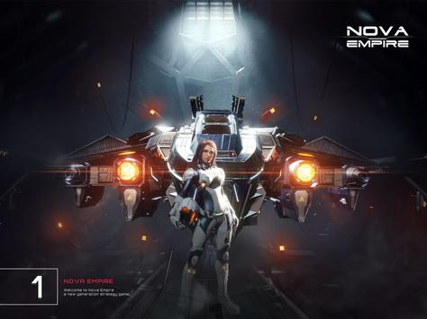 Nova Empire poster