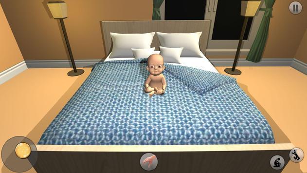 The Baby in Dark Yellow House: Scary Baby screenshot 8