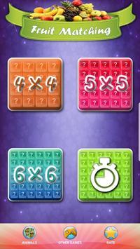 Matching Madness - Fruits screenshot 15