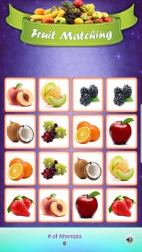 Louco Memória - Frutas imagem de tela 16