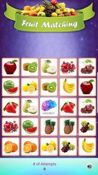 Louco Memória - Frutas imagem de tela 18