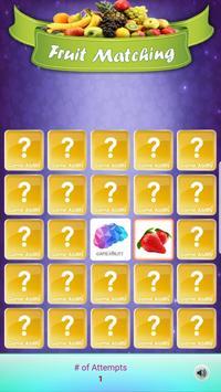 Louco Memória - Frutas imagem de tela 19