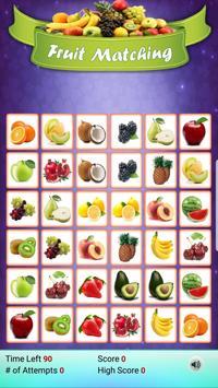 Louco Memória - Frutas imagem de tela 5