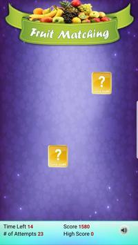 Louco Memória - Frutas imagem de tela 6