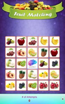 Matching Madness - Fruits screenshot 9