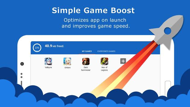 Free Memory Clear|Game Boost Master --Speed Up- screenshot 11
