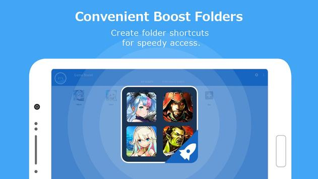 Free Memory Clear|Game Boost Master --Speed Up- screenshot 7