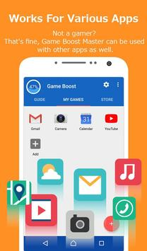 Free Memory Clear|Game Boost Master --Speed Up- screenshot 4