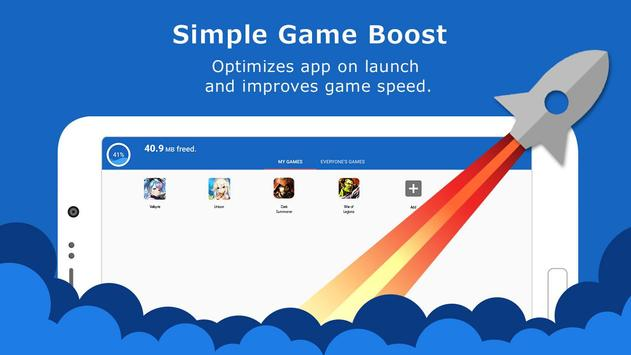 Free Memory Clear|Game Boost Master --Speed Up- screenshot 6