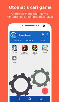 Game Boost Master|Free Memory Clear-Speed up- screenshot 3
