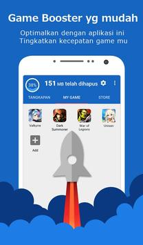 Game Boost Master|Free Memory Clear-Speed up- screenshot 1