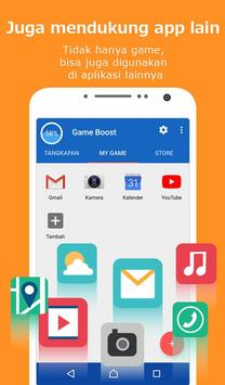 Game Boost Master|Free Memory Clear-Speed up- screenshot 4