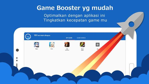 Game Boost Master|Free Memory Clear-Speed up- screenshot 6