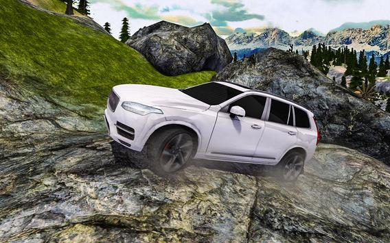 New Offroad Extreme 4x4 Jeep Realistic Driving 截图 4