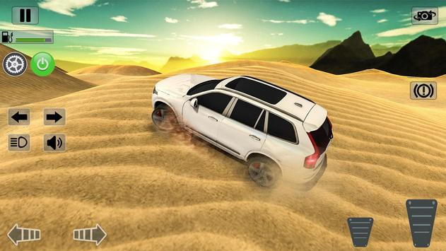 New Offroad Extreme 4x4 Jeep Realistic Driving 截图 7
