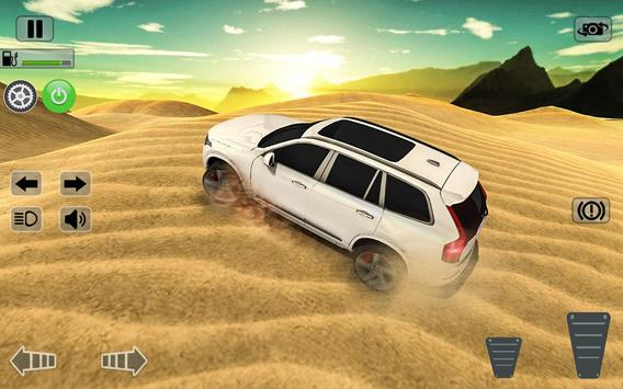New Offroad Extreme 4x4 Jeep Realistic Driving 海报