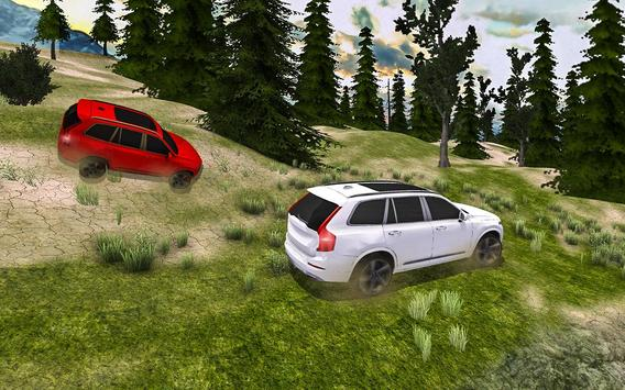 New Offroad Extreme 4x4 Jeep Realistic Driving 截图 2