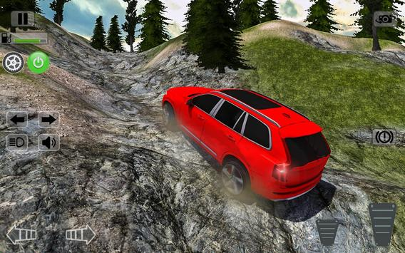 New Offroad Extreme 4x4 Jeep Realistic Driving 截图 3
