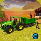 Real Offroad Farm Tractor Driving : Driving Game