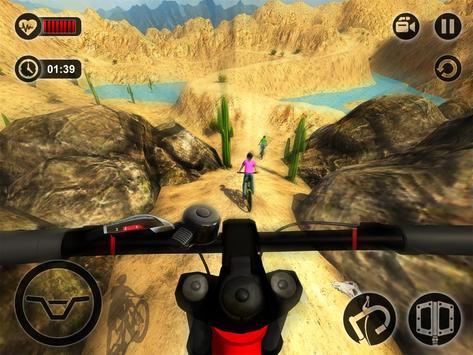 Mountain Climb Bicycle Rider screenshot 10