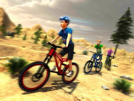 Mountain Climb Bicycle Rider screenshot 11