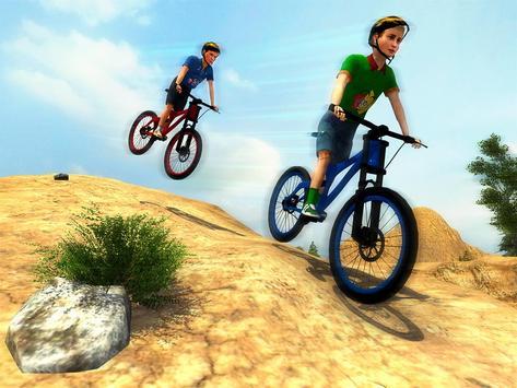 Mountain Climb Bicycle Rider screenshot 12