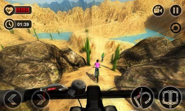 Mountain Climb Bicycle Rider screenshot 1