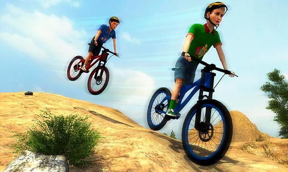Mountain Climb Bicycle Rider screenshot 3
