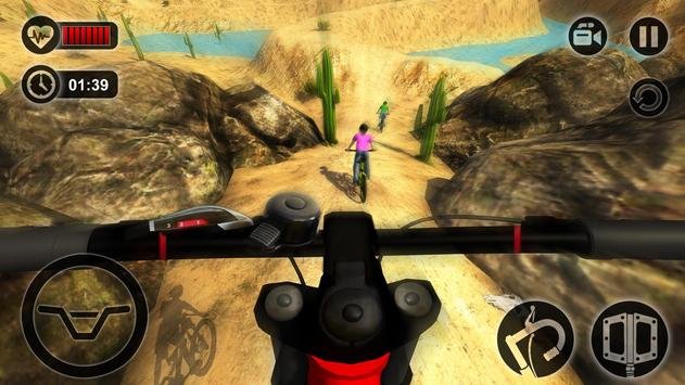 Mountain Climb Bicycle Rider screenshot 6