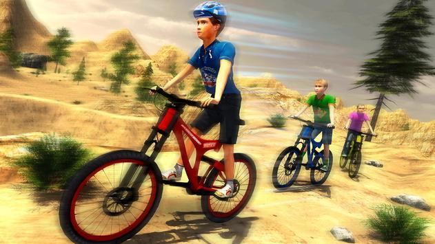 Mountain Climb Bicycle Rider screenshot 7