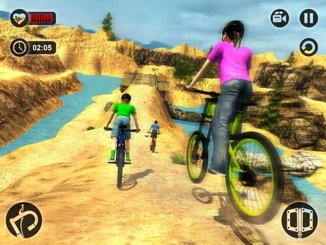 Mountain Climb Bicycle Rider screenshot 9