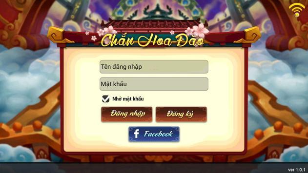 Hoa Dao Chan - Tro Choi VN screenshot 1