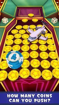 Coin Dozer: Casino-poster