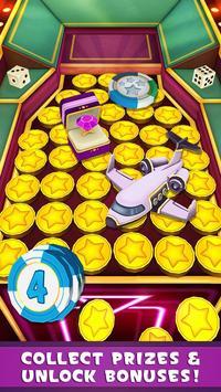 Coin Dozer: Casino screenshot 1