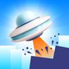 《Crazy Spaceship.io》:外星人戰爭 圖標