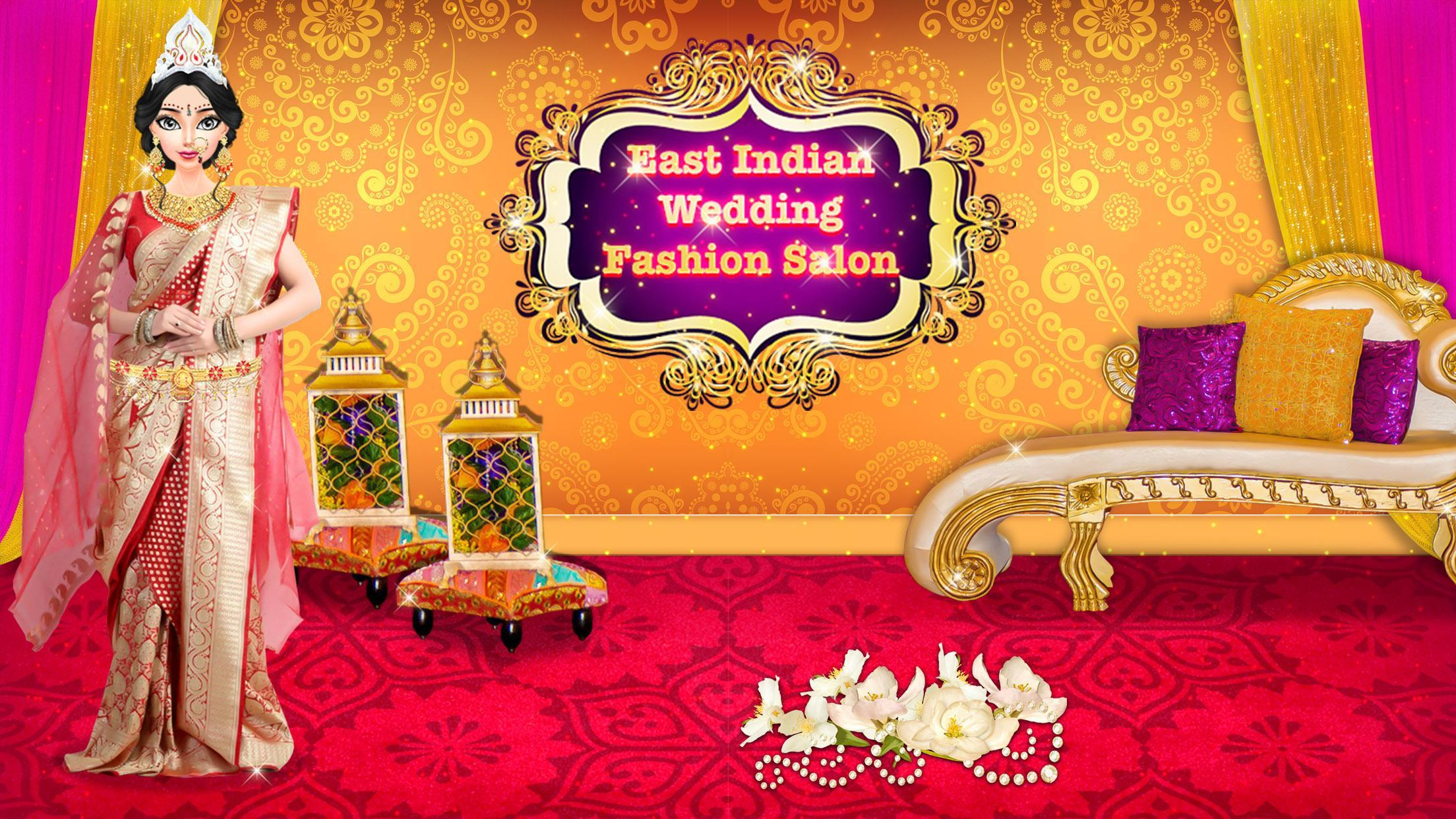East Indian Wedding Fashion Salon For Bride For Android Apk Download