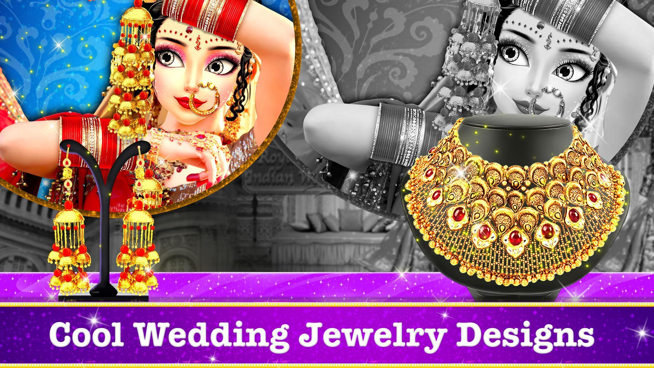 Royal North Indian Wedding Beauty Salon & Handart for Android - APK