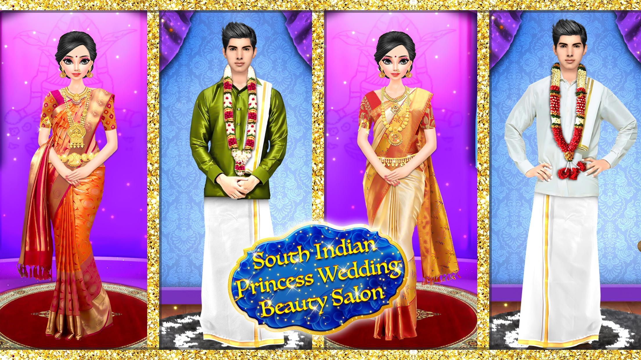 South Indian Bride Wedding Salon For Android Apk Download