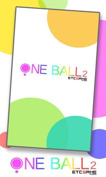 One Ball2 poster