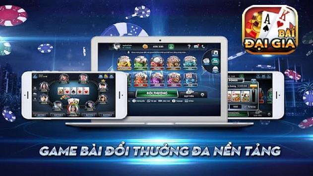 Game danh bai doi thuong - Đại Gia 2019 screenshot 2