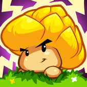 Super Mushroom VS Bacteria icon