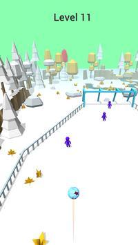 Ball Hit 3d - Best Relaxing hyper casual game screenshot 1