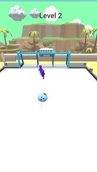 Ball Hit 3d - Best Relaxing hyper casual game screenshot 4