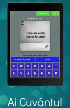 Ai Cuvantul screenshot 1