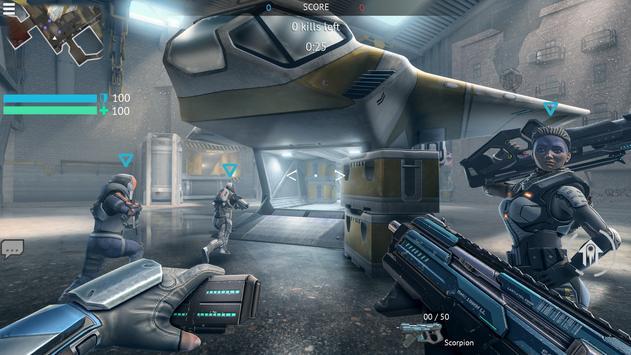 Infinity Ops imagem de tela 1