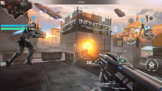 Infinity Ops imagem de tela 2